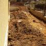 Частен двор - Бистрица гардънс - вертикална планировка (в процес на работа)