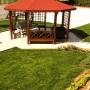Озеленяване на двор с градина в с. Подгумер - сега