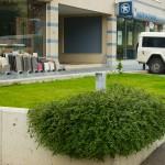 Озеленяване на бизнес сграда на бул. Тодор Каблешков